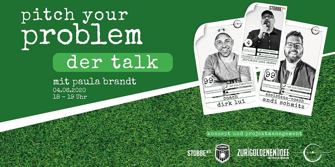 Corona Talk mit Paula Brandt